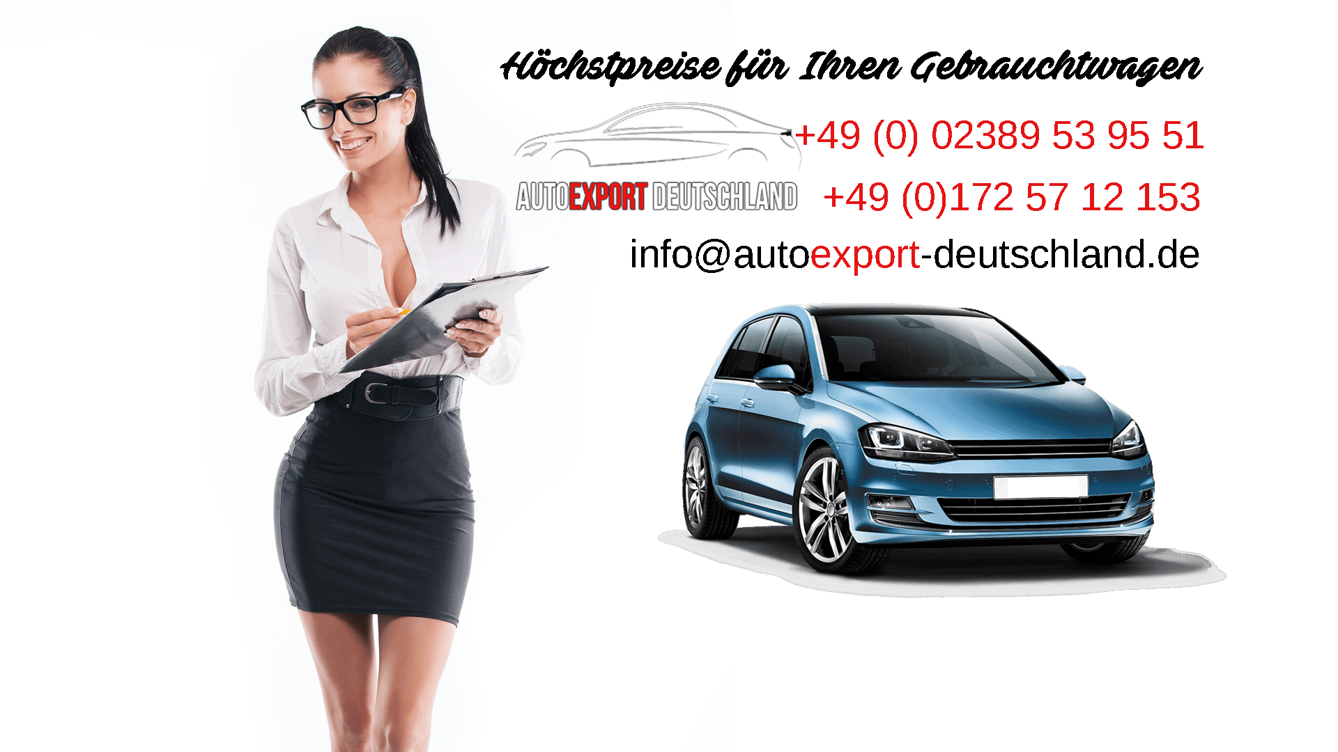 Autobörse Deutschland - Auto verkaufen - Autoankauf 0172 57 12 153