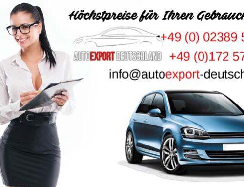 Autoexport Sachsen