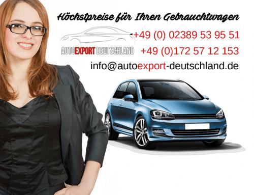 Autoexport Erkelenz