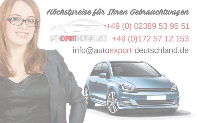 Autoexport Händler